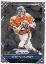 John Elway 2015 Panini Prizm Denver Broncos Card #7