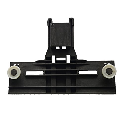 W10350375 OEM Replacement Dishwasher Upper Top Rack Adjuster W/ 1.25 inches diameter wheels (Maytag Upper Rack Wheel compare prices)