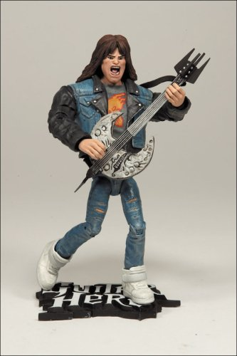 Picture of McFarlane guitar hero action figure series 1 axel steel (B001LP9QV2) (McFarlane Action Figures)