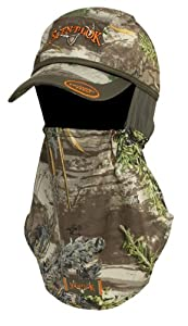 Scent-Lok Mens Lightweight Convertible Headcover by Scent-Lok