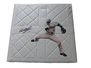 Miguel Tejada Autographed Signed Houston Astros Photo Full Size Base, World Baseball... by Southwestconnection-Memorabilia