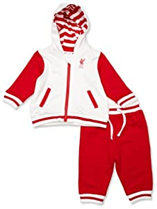 Brecrest Babywear Liverpool FC LFC102 Baby Boy's Outfit Sets Red 9-12 Months from Brecrest Babywear