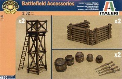 Battlefield Accessories 1/32 Italeri