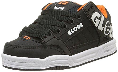 Globe - Tilt, Scarpe Da Skateboard per bambini e ragazzi, nero (10955), 38