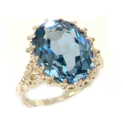 luxury-solid-14k-white-gold-large-16x12mm-oval-10ct-synthetic-aquamarine-ring-size-12-finger-sizes-5
