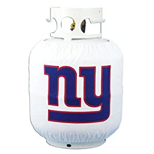New York Giants NY Propane Tank Cover Wrap