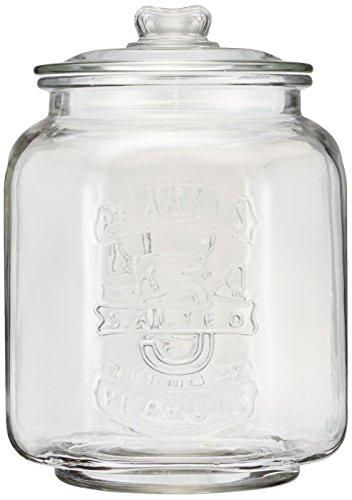 DULTON(ダルトン) ガラス クッキージャー CH00-H05