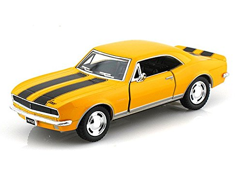 1967 Chevy Camaro Z/28 1/37 Yellow - 1