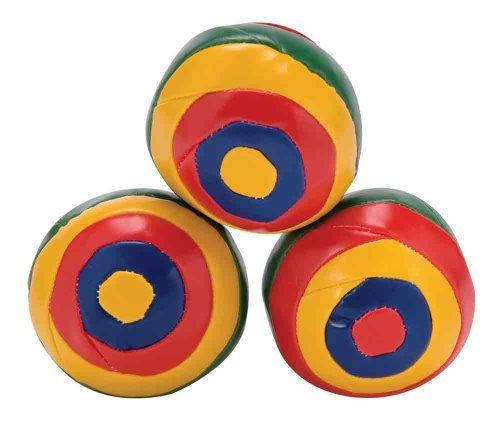 Schylling - Striped Juggling Balls