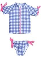 Daddy's Girl - UV Sun Protective Rash Guard Swimsuit Set by SwimZip Swimwear