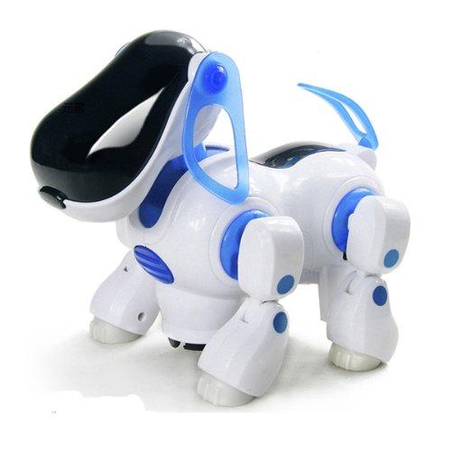 Lujex Tm Robotic Pet Electronic Dog Toy Music Lights