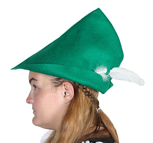 Alexanders Costumes Women's Peter Pan Hat -Child