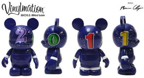 "Disney Vinylmation 3"" 2011 Collectible Figure"