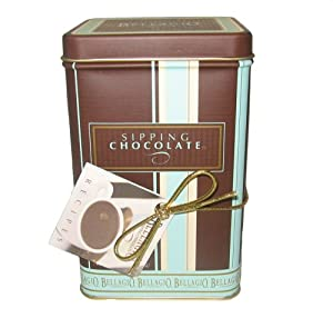 BELLAGIO Gourmet Sipping Chocolate Dessert Beverage in the European Tradition