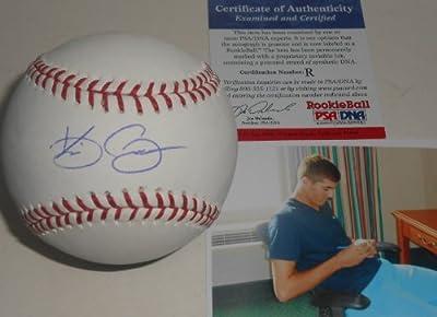 Kevin Gausman Baltimore Orioles PSA DNA ROOKIE COA Signed Autographed Baseball