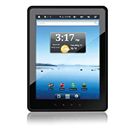 Sylvania  SYTABA848C-DB 8.4-Inch Tablet (Black)