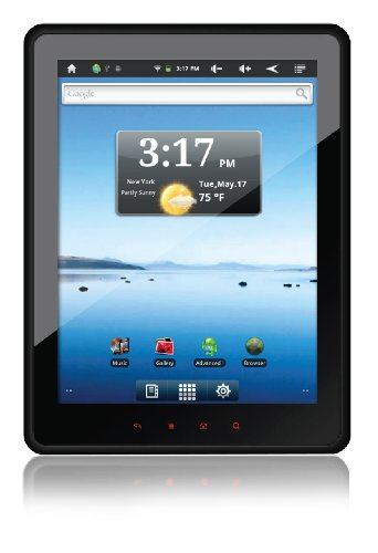 Sylvania  SYTABA848C-DB 8.4-Inch Tablet (Black)
