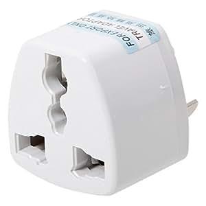 America, Australia, Europe to Australia Converter Three-pin Plug