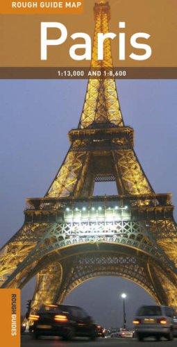 The Rough Guide to Paris Map 2 (Rough Guide City Maps)