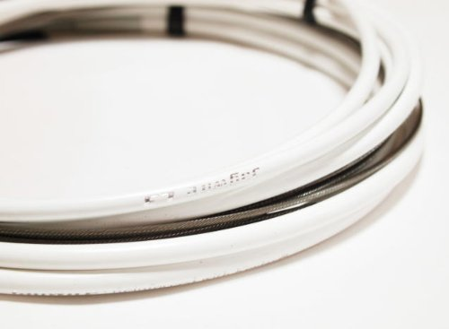 Buy Low Price Jagwire shift-/ brake cable set Racer L3 (Color: white) (CA6162J)