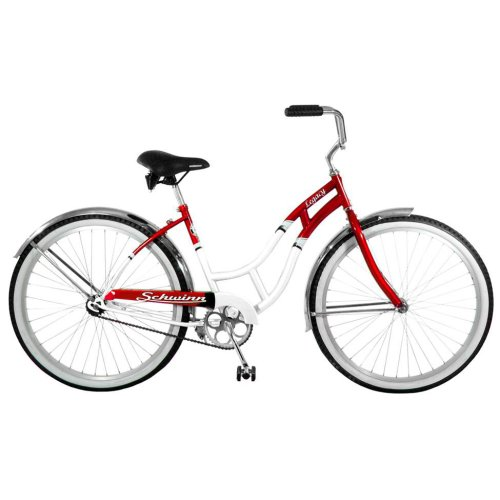 Women's Schwinn Legacy Cruiser Bike – 26″ Features: