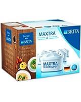 Brita Maxtra Confezione 4 filtri per acqua