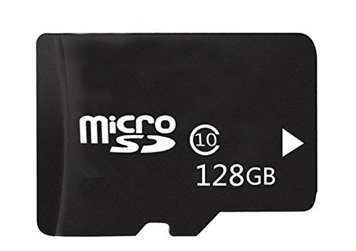Generic Micro Sd Card, 128GB Micro SD Card High Speed Class 10 with Micro SD Adapter 128gb (128gb Micro Sd Card Generic compare prices)