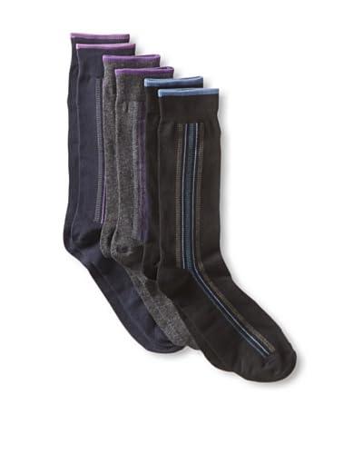 Florsheim Men's Dress Socks - 3 Pack Gift Set