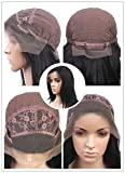 Jagazi Lace Front Wig Base. Glueless Wig Cap with strap