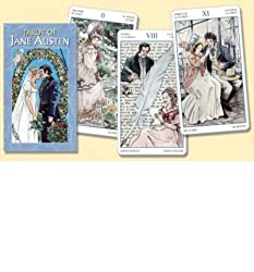 Tarot of Jane Austen Deck [ TAROT OF JANE AUSTEN DECK ] by Wilkes, Diane (Author ) on Mar-08-2007 Paperback