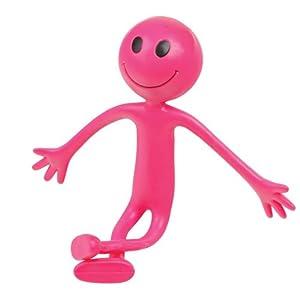 Tobar Bendy sonriente Hombre Colores azar divertido feliz de la mujer decoración del hogar Figura   Comentarios de clientes y más noticias
