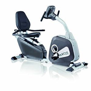 Kettler Sitzheimtrainer Axos Cycle R, silber anthrazit, 07986-896