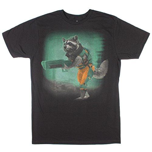 Marvel Guardians Of The Galaxy Rocket Raccoon T-Shirt