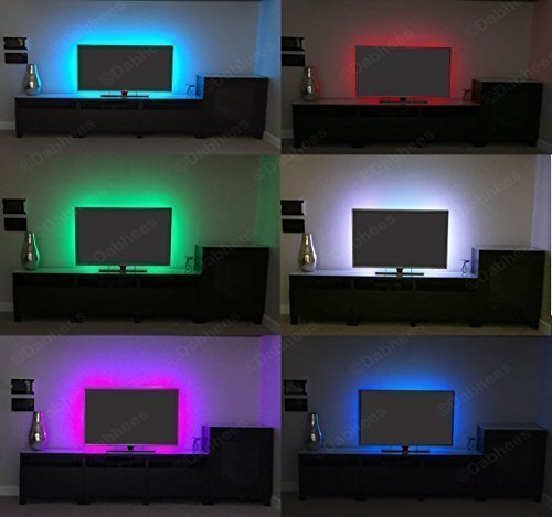 multicolor-rgb-50cm-50cm-usb-led-luz-de-tira-led-tv-fondo-kit-de-iluminacion-con-usb-cable-30-pc-smd