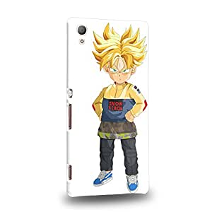 Amazon.com: Case88 Premium Designs Dragon Ball Z GT AF Son Goku Super