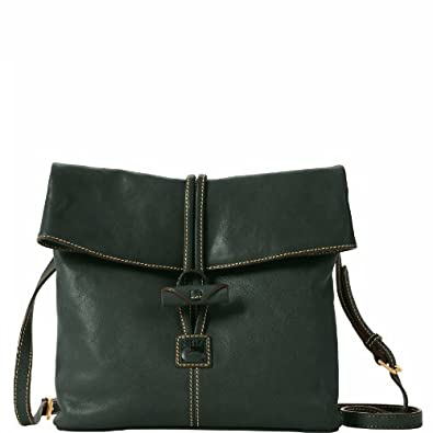 Dooney & Bourke Florentine Medium Toggle Crossbody, Ivy