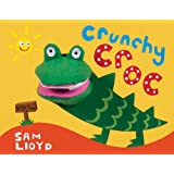 Crunchy Croc (Animal Puppet Play)