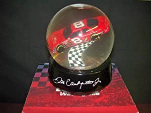 NASCAR Dale Earnhardt Jr. #8 Car in Waterglobe by NASCAR