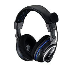 Turtle Beach Ear Force Px4 Premium Wireless Gaming Headset With Dolby Surround Sound And Ps4 Talkback Cable For Play Station 4, Play Station 3, Xbox 360 And Mobile Devices