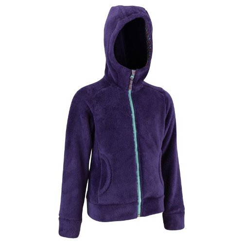 Quechua Warm Hoodie Warm Wear Girls Age 6