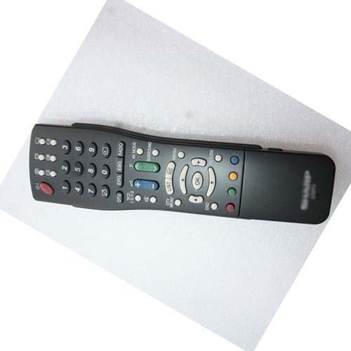 Z&T Remote Control Fit For Sharp Lc-46Sb54U Lc-46Sb57U Lc-52D78Un Lc-52Sb55U Lc-52Sb57Un Lc-60E78Una Aquos Lcd Hdtv Tv