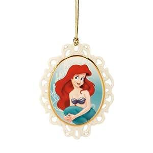 Ariel Cameo Ornament