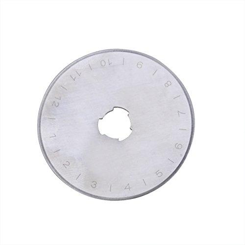 45Mm 3 Pcs/Set Round Blade White Rotary Cutter Tool Kits