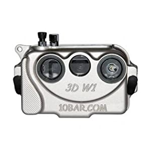 Fujifilm 3D W1 Professional Underwater Camera Housing (294 feet / 90 m depth rating)