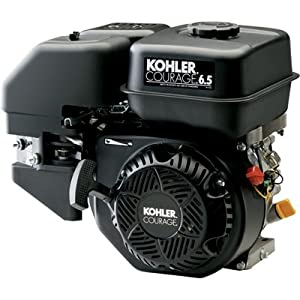 Gasoline Engine, 4 Cycle, 6.5 HP