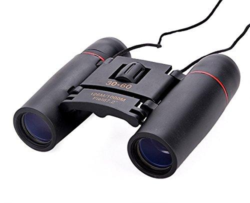 30*60 Night Vision Zoom Folding Telescope Binoculars