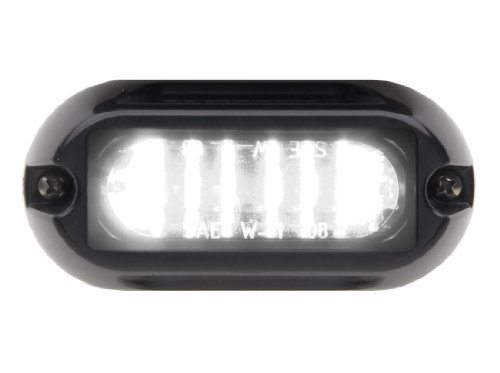 Whelen Engineering Linz6 Super-Led Lighthead - White/White
