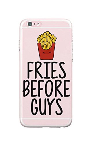iPhone 5/iPhone 5S - Durable Slim Case - Fries Before Guys - French Fries Case - Funny Case For Teens - Teenager (Iphone 5 Cases French Fries compare prices)