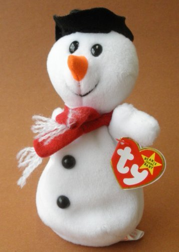 Snowman Christmas Plush Toy Stuffed Animal