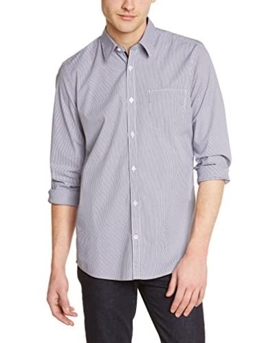 Tom Tailor Camicia Uomo [Blu]